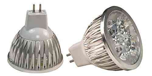 6 Watt Spotlight Warmweiss MR16 Fassung